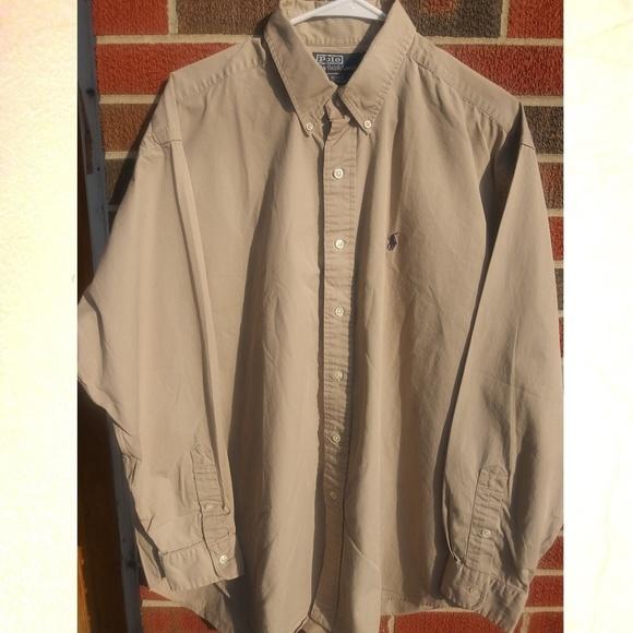 652129f3 Polo by Ralph Lauren Shirts | Mens Xl Button Down Blake | Poshmark